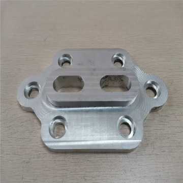 CNC Engraving milling Aluminum sheet and spare part