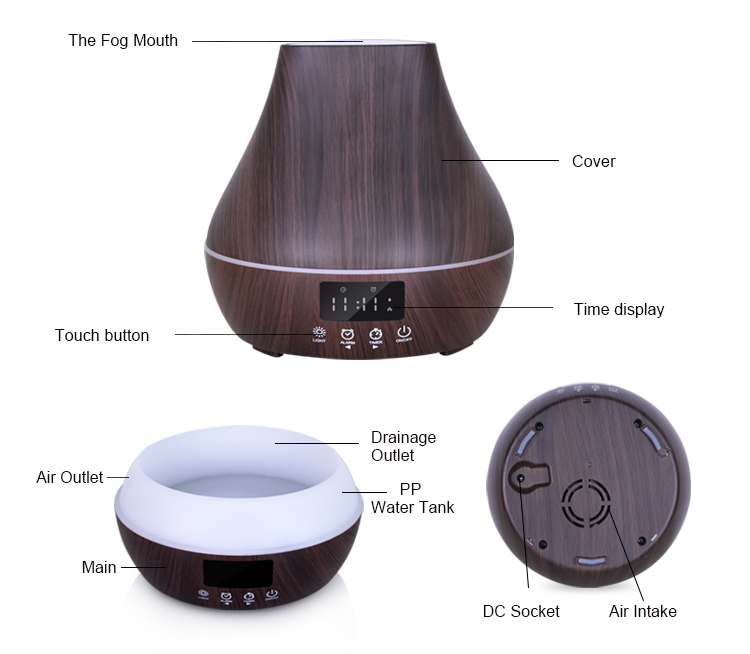 air humidifier office