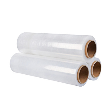 Plastic packing wrapping stretch wrap