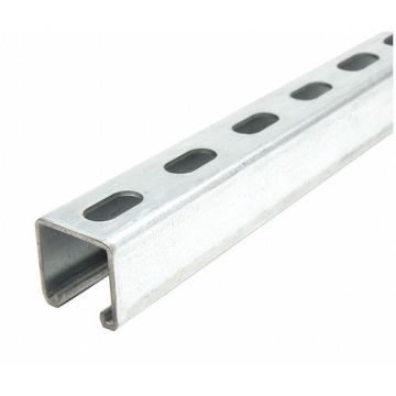 Steel Slotted Strut Channel Roll Forming Profile