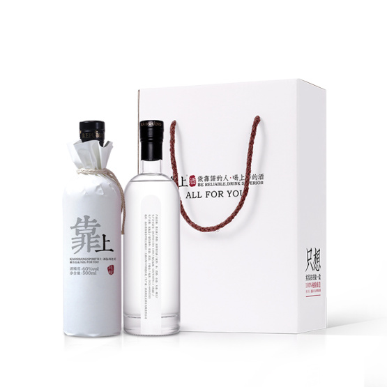 Highe Alcohol Content Chinese Baijiu