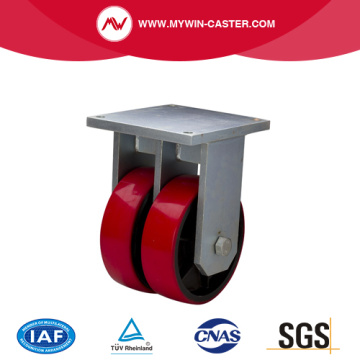 Extra Heavy 10 Inch 3000kg Rigid PA Caster