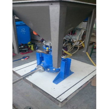 Dense Phase Pneumaitc Mini Pot Conveyor