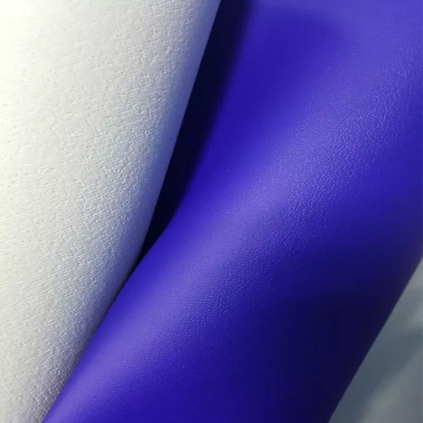 artificial leather materials for basketball synthetic pvc