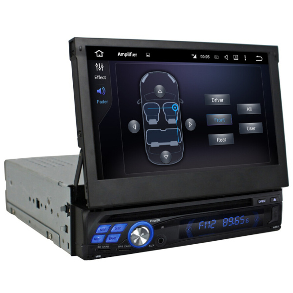 Universal Car DVD For 7 Inch Player