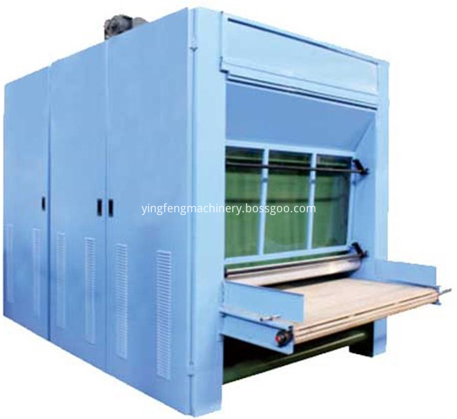 soft wadding oven production line