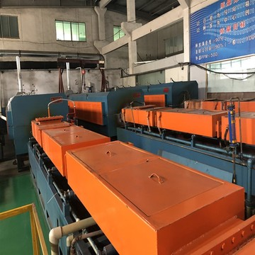 controlled temperature net belt sintering furnace