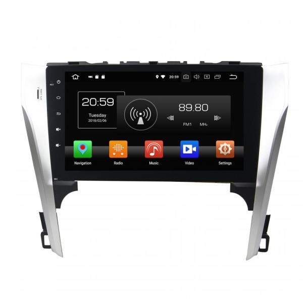 Android 8.0 car dvd for CAMRY 2012-2013