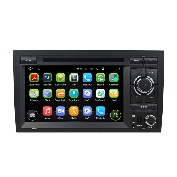 Audi A4 2002-2008 car dvd player
