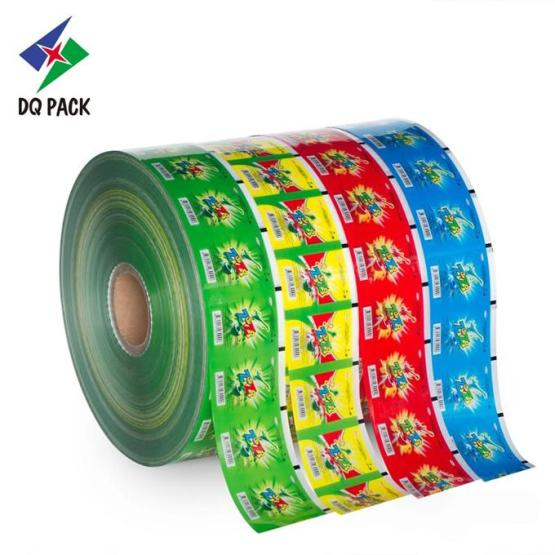 Packaging Roll Film For Food