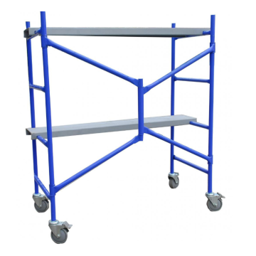 Muli-functional Mobile Folding Scaffold