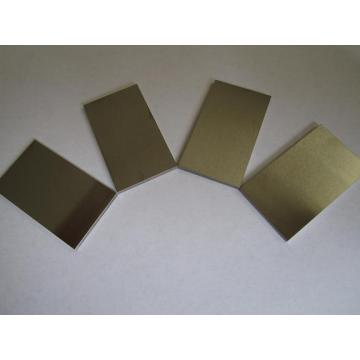 99.95% Polished Pure Tungsten Plate Price