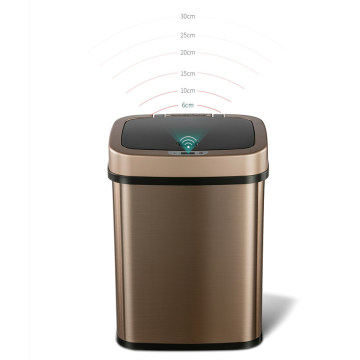 2019 Top Selling Products Stainless Steel Intelligent Dustbin Fo Office/Home Use