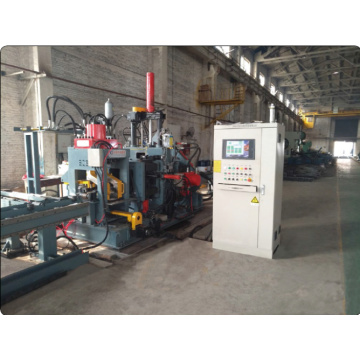 Hydraulic CNC Steel Plate Hole Punching Line