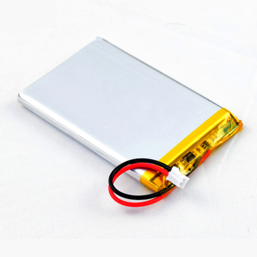 lithium polymer 3.7v 3000mah 605080 lithium ion battery
