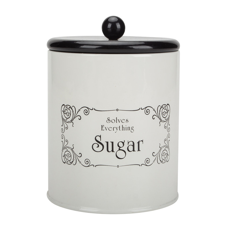 Sugar Canister