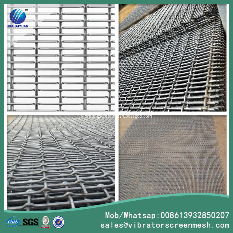 Crimped Woven Wire Cloth