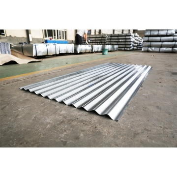 Gi Ppgi Iron Roofing Fine corrugated steel sheet