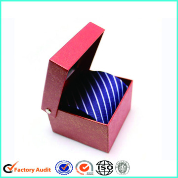 Bow Tie Gift Packaging Cardboard Paper Box