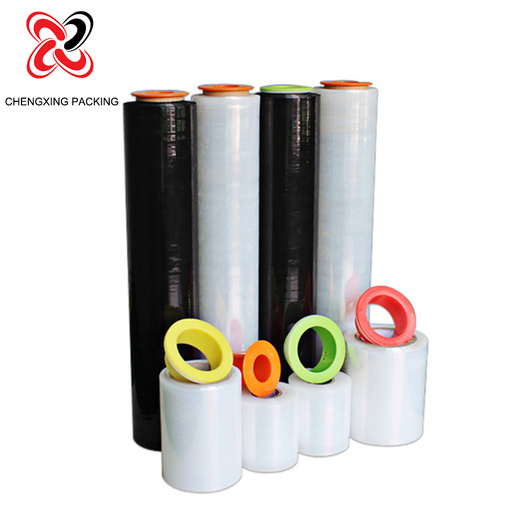 Lldpe Scrap Stretch Film Roll