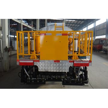2019 New Dongfeng 2tons Bitumen Sprayer Engine