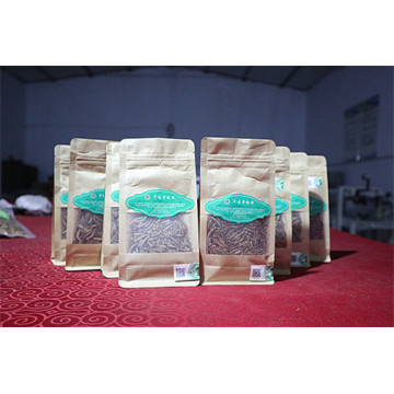 Bulk Packing Pet Food Dried Mealworms