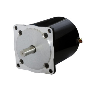 2-phase high precision hybrid stepper motor NEMA 34 flexible motor body length