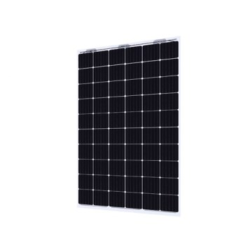 310W frameless bipv solar panel for solar window