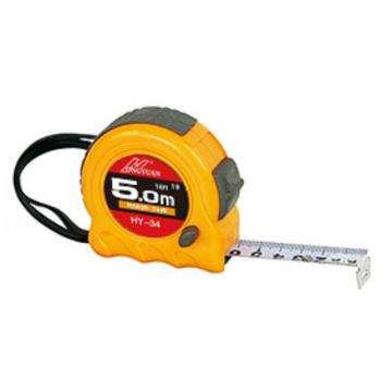 3m/5m/7.5m /10mmeasuring tape rubber coatting