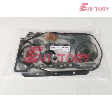 ISUZU 3KC1 head cylinder gasket overhaul rebuild kit