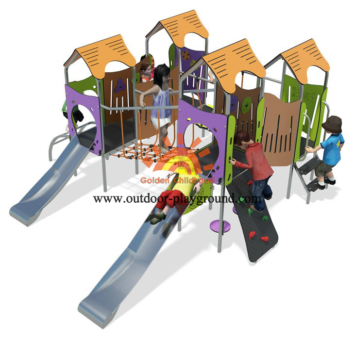 toddler outdoor play structure