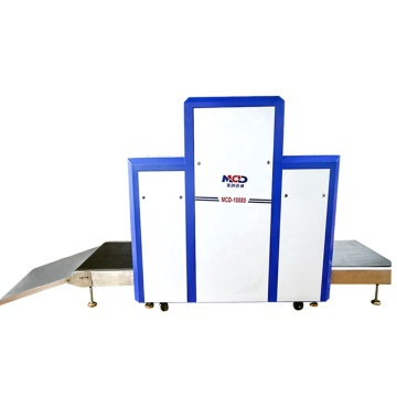 10080A X-Ray Baggage Scanner Machine for Airport