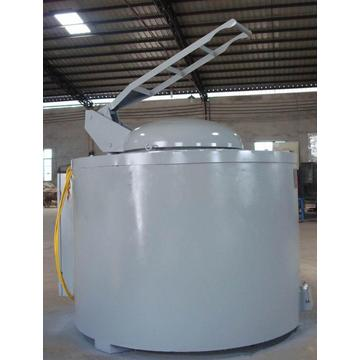 Aluminum electric melting furnace