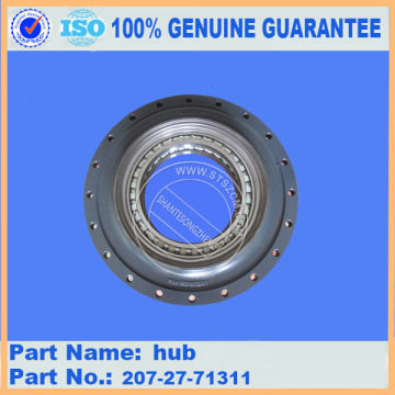 excavator spare parts hub 207-27-71311 for PC300-7