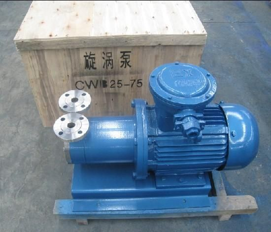 CWB type magnetic vortex pump 5
