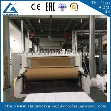 SMS Nonwoven Fabric Making Machine for Masks/Medical Products