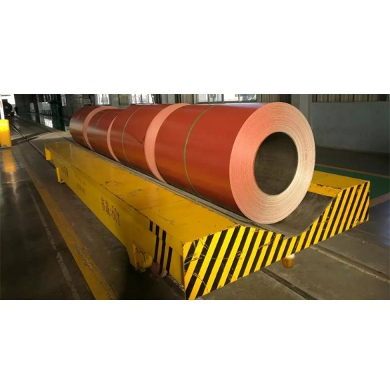 Pvc Approach Laminated And Color Coated Steel Coil
