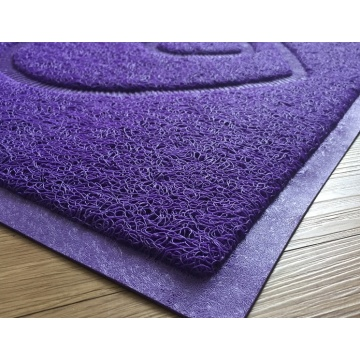 Promotional products  logo coil mat carpet