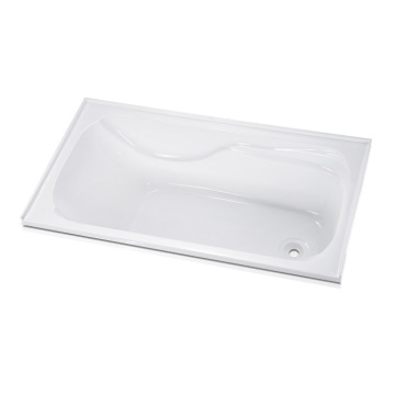 Windward Drop-in Bath Tub in Acrylic