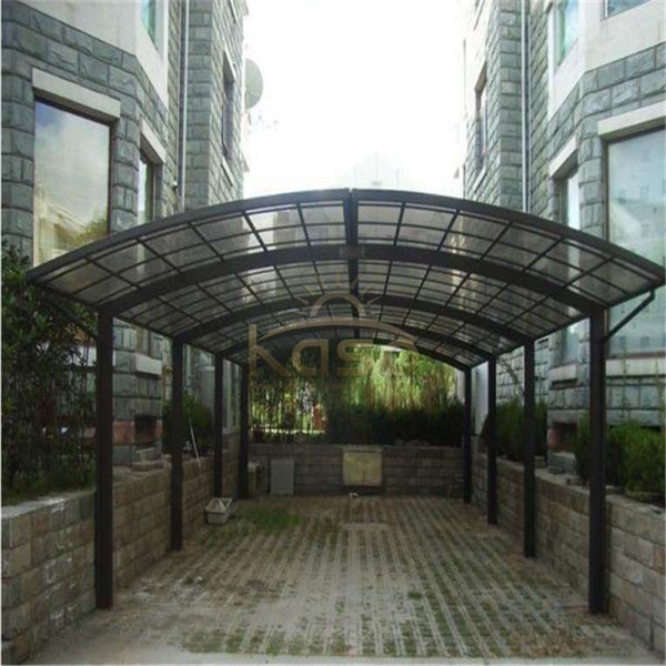 Rain Shelter Canopy Protect Protective Retractable Car Awning
