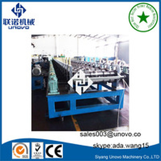 Metal anode plate forming line
