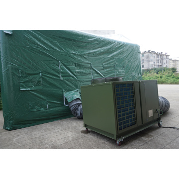 Military Medical Shelter Heating Cooling Unit