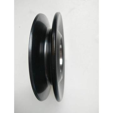Auto engine idler pulley bearing pulley