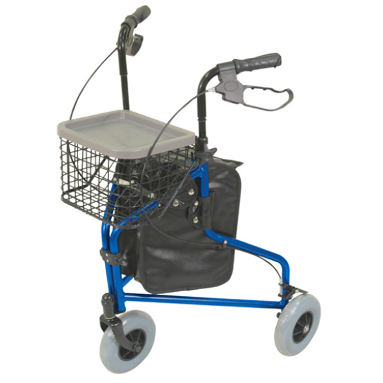 Aluminium Light Weight Tri-walker
