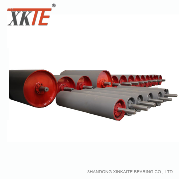 Mining Belt Conveyor Snub Drum Pulley