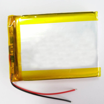 105575 3.7V large capacity lithium polymer battery