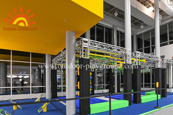 Multiply Ninja Warrior Gym For People