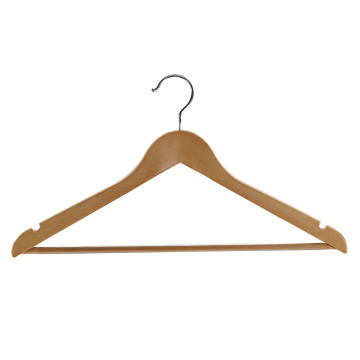 Wooden Hangers Solid Wood Suit Coat Hangers
