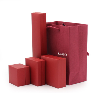 High end paper folding jewelry box