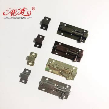 Stainless steel bolts for wood doors and Windows